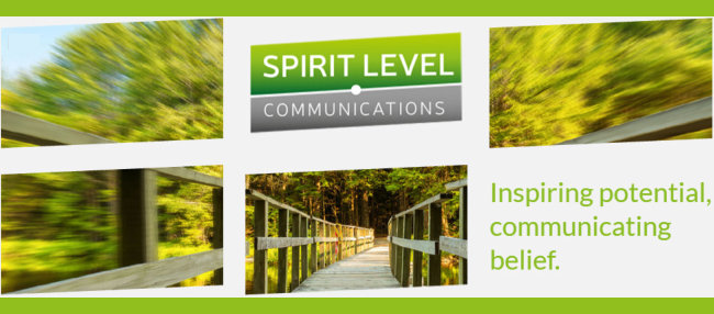 SpiritLevel website redesign