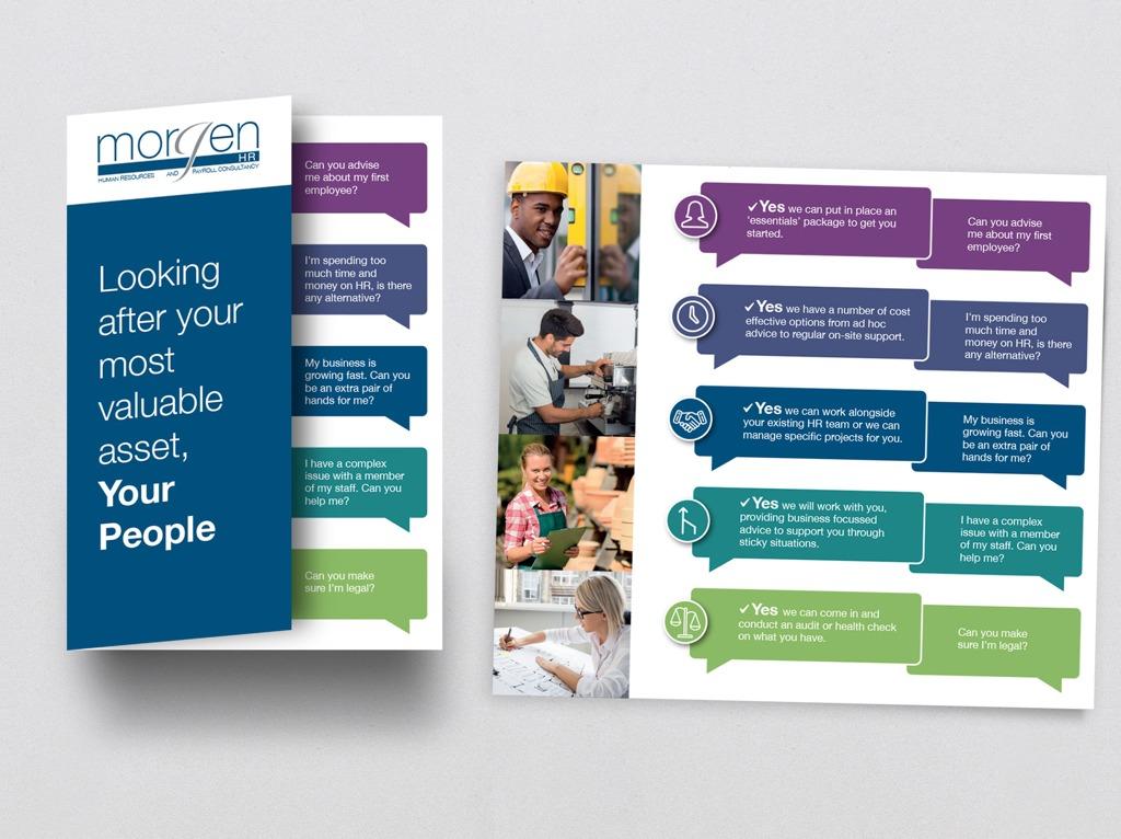 Morgen HR Leaflets